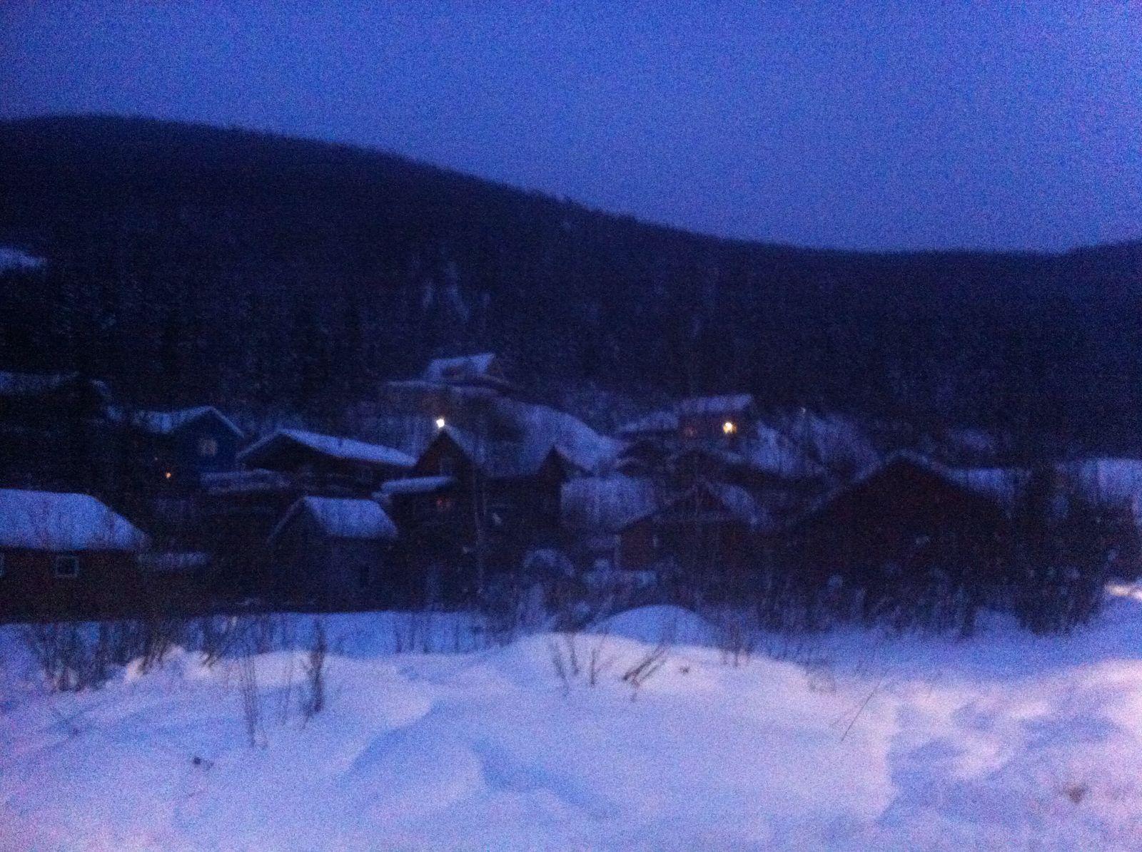 Back to Dawson City to prepare the gold mining season of 2018!