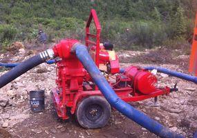six inch pump