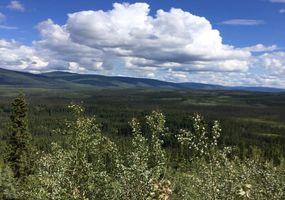 Panorama Val-Mine am Clear Creek
